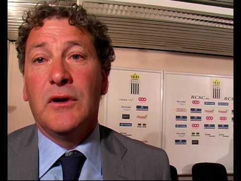 Interview Jacky Mathijssen, sur son retour au Sporting de Charleroi (Sud Presse)