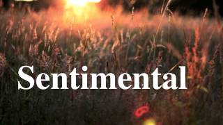 "Alternative Rock / Soundtrack Instrumental ""Sentimental"""