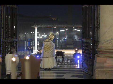 0 Vaticano pede oração neste 14 de maio para o mundo debelar o coronavírus