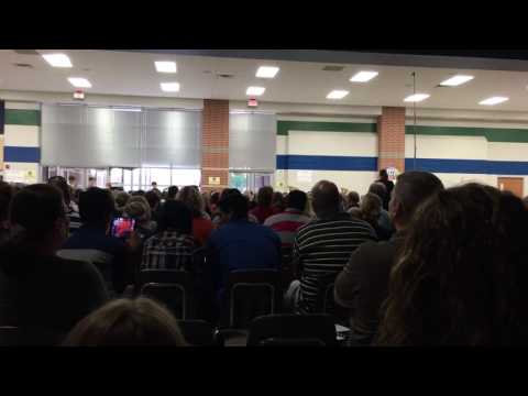 Spillane Middle School Band