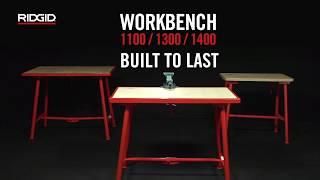 RIDGID Work Tables