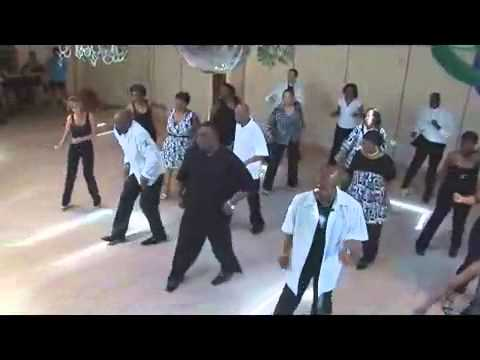 Grown Folks Dance the Terminal Reaction (To Jamie Foxx's Song I Don't Need It)