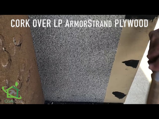 LP ArmorStrand with Cork Coat - NO Damage from HAMMER!