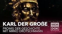 Karl der Große erklärt | Promis der Geschichte mit Mirko Drotschmann
