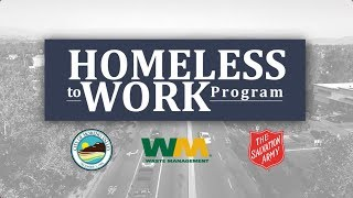 Gambar cover Moreno Valley's Homeless to Work Program