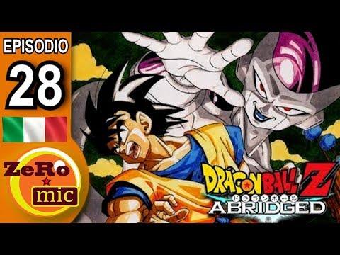 ZeroMic - Dragon Ball Z Abridged: Episodio 28 [ITA]