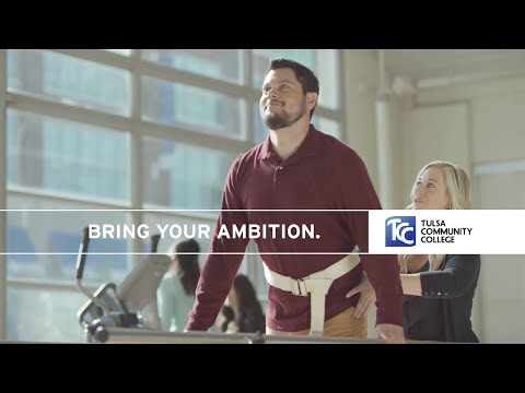Tulsa Community College - Ambition