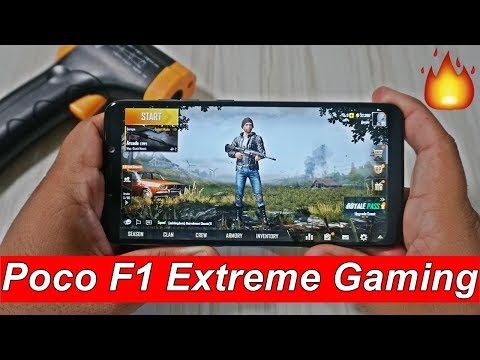 Xiaomi Poco F1 Extreme Gaming Review : Aag Hai Aag 🔥