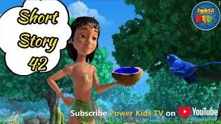 Jungle Book HD | Short Story - 42 | Mowgli The Artist | English Stories | PowerKids TV