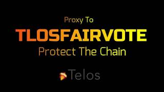 Watch This Short Video BEFORE You Vote on Telos!