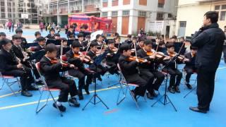 2014聖類斯樂團彩排