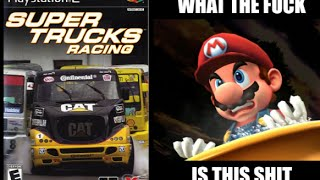 Lets NEVER play Super Trucks Racing EVER AGAIN