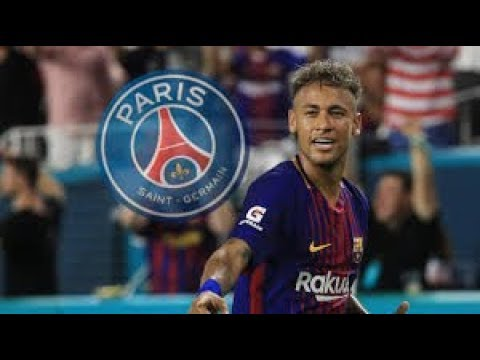 Neymar Jr - Welcome In PSG - Heroes Tonight