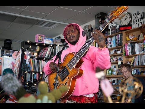 Thundercat: NPR Music Tiny Desk Concert