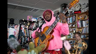 Thundercat: NPR Music Tiny Desk Concert chords | Guitaa.com