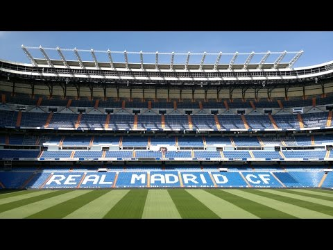 Real Madrid Stadium Tour - Tour de Bernabéu 2017 - !HALAMADRID!