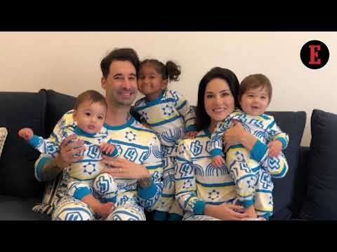 Parenting Worries Made Sunny Leone & Daniel Weber Launch a Start-up Focused on Children