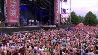 Teddybears - Get Mama a House live at Peace & Love 2011