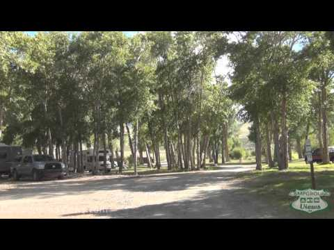 full hookup campgrounds in wyoming