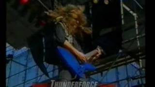 U.D.O. - Thunderforce Live Finland 1991