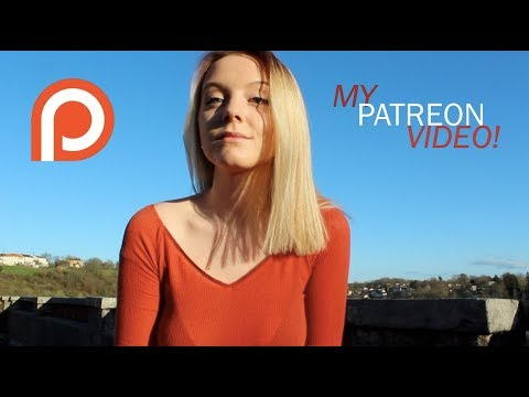 Welcome to my Patreon Video!