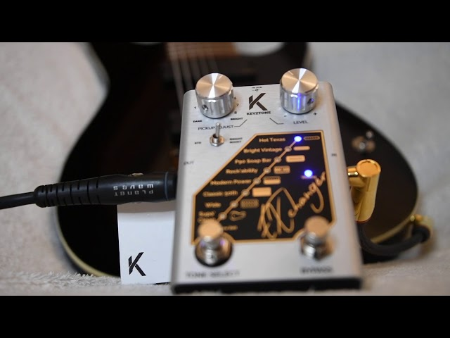 Keyztone EXchanger demo