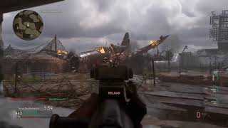 Call of Duty WW2 Fighter Pilot and Glide Bomb !!!!