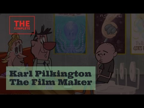 The Complete Karl Pilkington the Film Maker (A compilation with Ricky Gervais & Stephen Merchant)