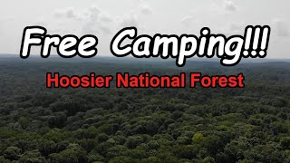 Free Camping - Hoosier National Forest