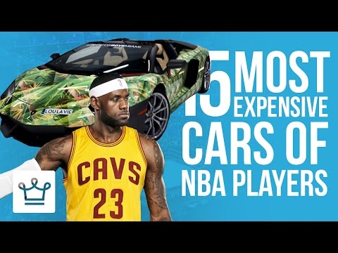 Thumbnail: Top 15 Most Expensive Cars Of NBA Players