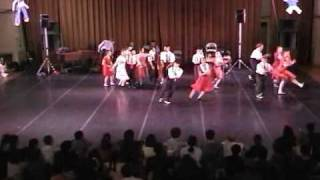 Leave Us Leap (Swingtime at 2003 Big Dance)