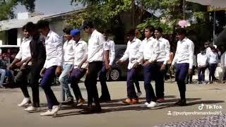 Tujhe Chand Ke Bahane aadiwasi Dance