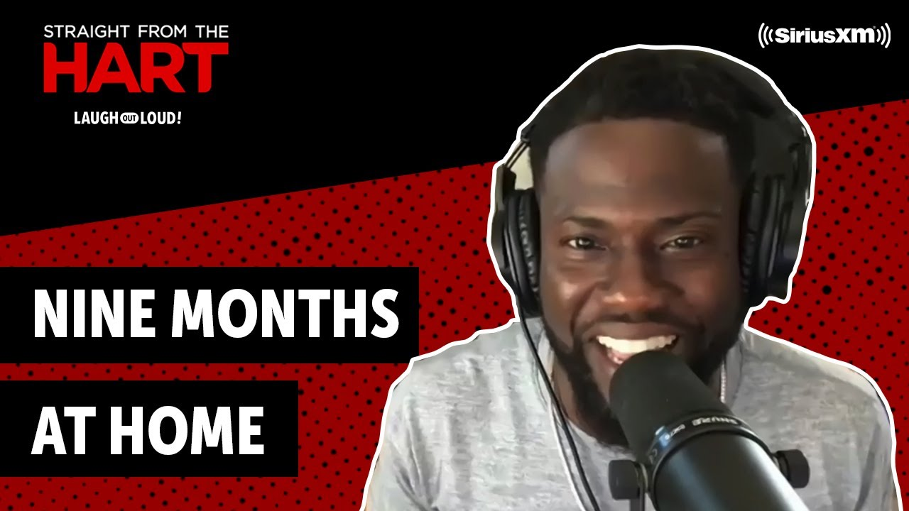 Nine Months at Home | Straight from the Hart | Laugh Out Loud Network