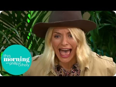 Holly's Bushtucker Trial! | This Morning