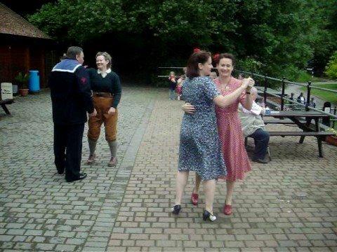 1940 jive dance