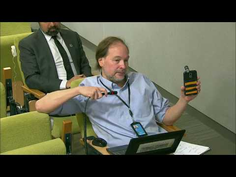 On Ethiopia, Inner City Press asks UN spox of state of emergency, he cites prior statements, censor