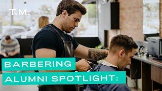 Barbering Alumni Spotlight: Kale Sainty