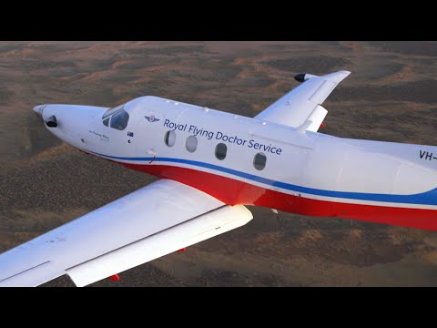 Telstra Case Study: Business Agility - The Royal Flying Doctor Service (RFDS) - Network