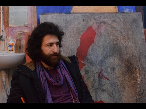 WAHA The Oasis | Documentary about a Syrian Painter