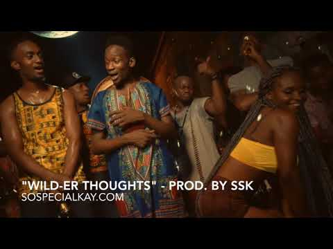 "Mr Eazi x Eugy x Wiz Kid x Maleek Berry type beat ""Wilder Thoughts"" - Prod. by SSK"