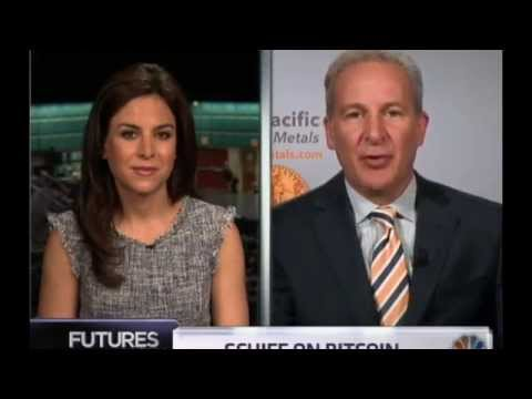 Peter Schiff: I Haven't Changed My Mind On Bitcoin