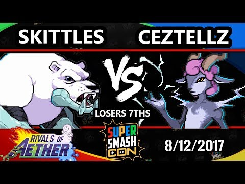 Smash Con 2017 Rivals - Skittles (Etalus) Vs. Ceztellz (Absa) ROA L7