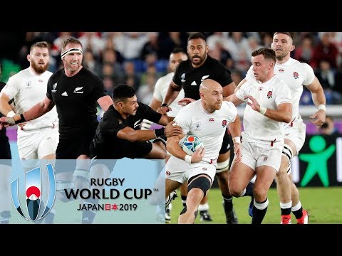 Rugby World Cup 2019: England Vs. New Zealand | EXTENDED HIGHLIGHTS | 10/26/19 | NBC Sports