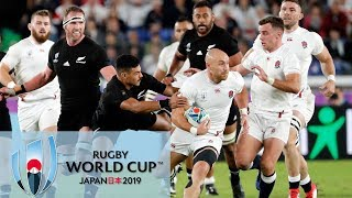 Rugby World Cup 2019: England Vs. New Zealand   Extended Highlights   10/26/19   Nbc Sports