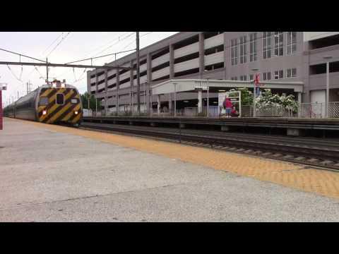 Railfanning Hamilton Station 6/4/17: Amtrak 642 & 9800