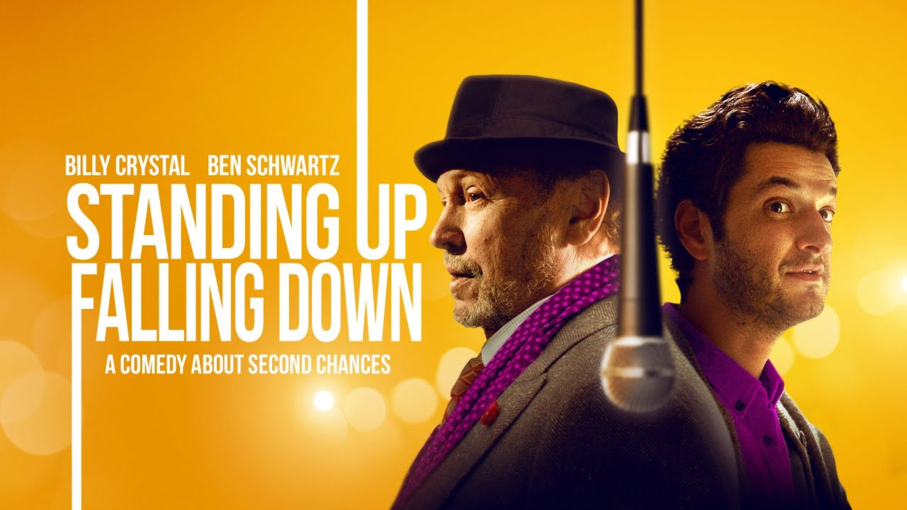 Standing Up, Falling Down | UK Trailer | 2020 | Billy Crystal Comedy -  YouTube