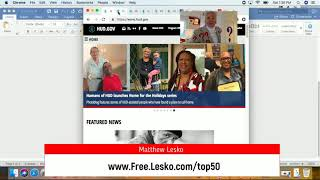 3 Best Websites in America To Solve Your Debt/Financial Problems for Free . ww.Free.Lesko.com/top50