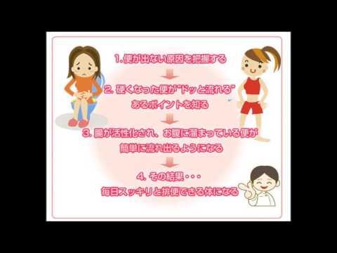 女子高生のにきび改善は便秘の解消から!
