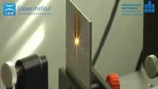 Entwicklung eines 100 W Faserlasers(Enwicklung eines 100 W Faserlasers Development of a 100 W fibre laser (100 W mittlere Leistung, 25 kHz bis 5 MHz Pulsrepititionsrate, minimale Pulsdauer ..., 2014-12-01T18:24:07.000Z)