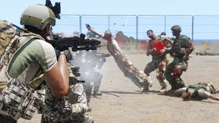 ARMA 3 Zombie mod: Bundeswehr vs Zombies & Demons